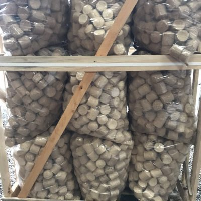 ECO Briquettes. NEW JUMBO 25kg BAG