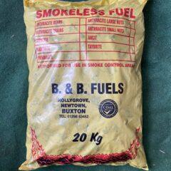 Smokeless Coal 20kg