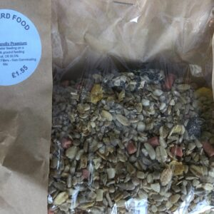 Bird Food – Robin Friendly Premium