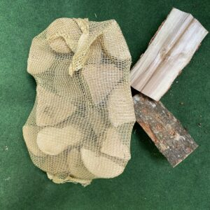 Kiln Dried 10″ Ash Logs – 40L Net