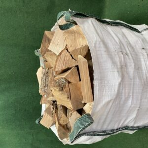 "KILN DRIED 10"" Ash Logs Builders Bag"