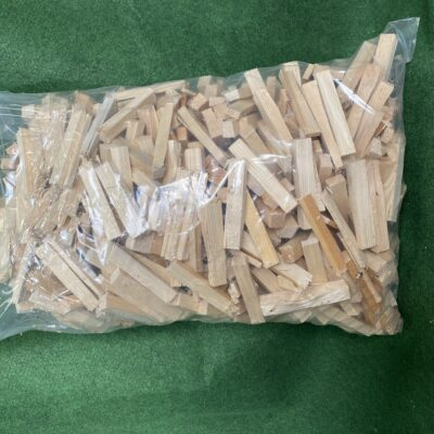 Jumbo Bag of Kindling. FREE LOCAL DELIVERY WHEN 4 OR MORE BAGS ORDERED