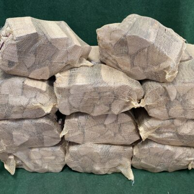 "Kiln Dried 10"" Ash Logs – 20 x 40L nets"